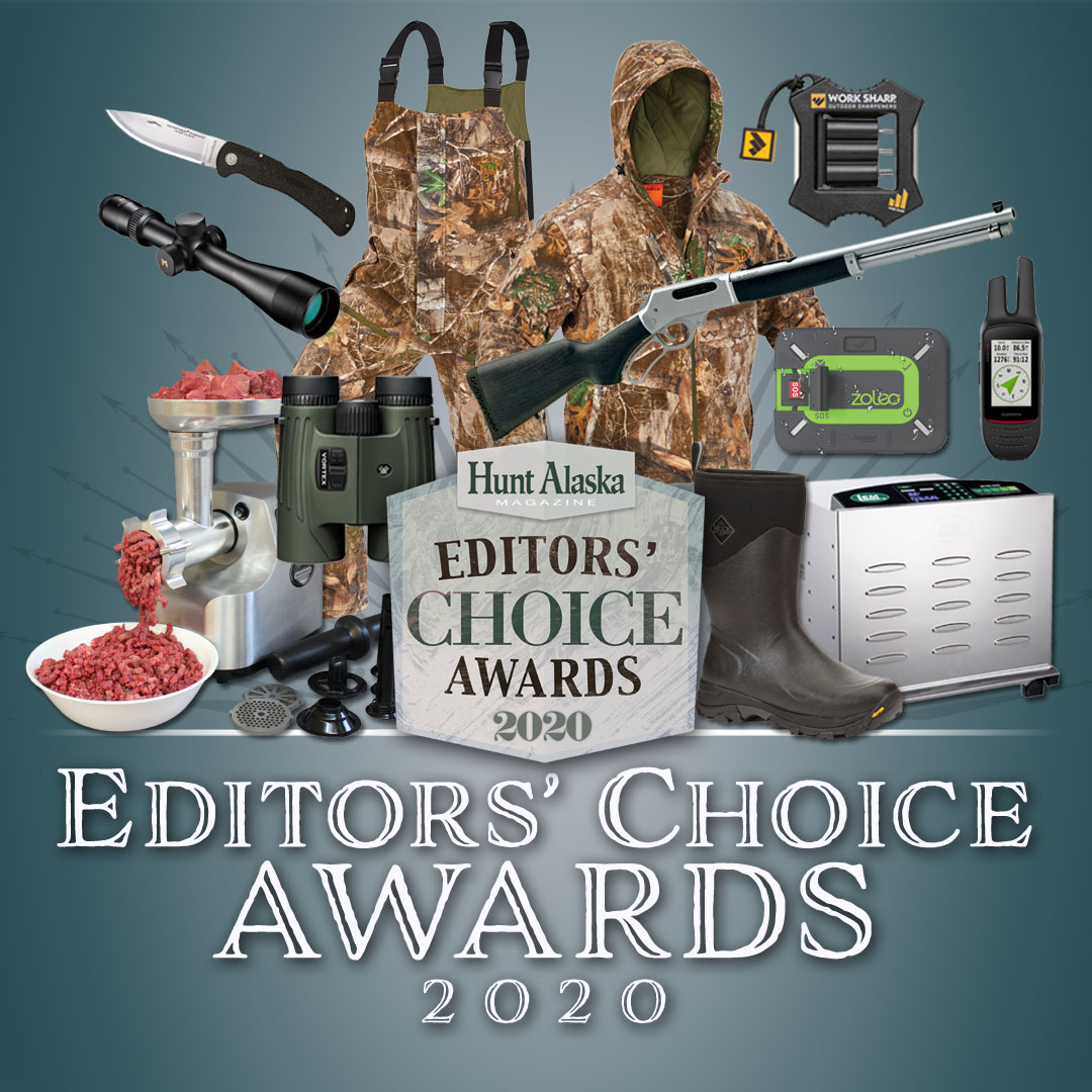 Hunt Alaska Editor's Choice Award Winner